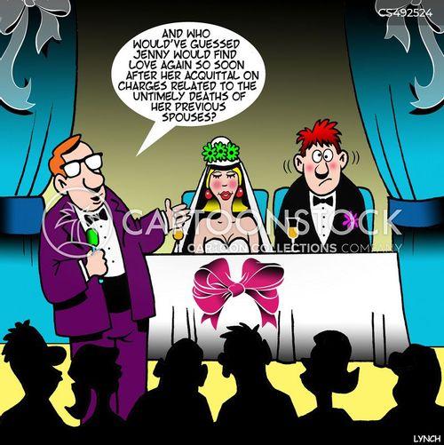 murder acquittal cartoon