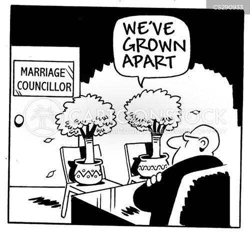 Growing Apart: Growing Apart Cartoons And Comics
