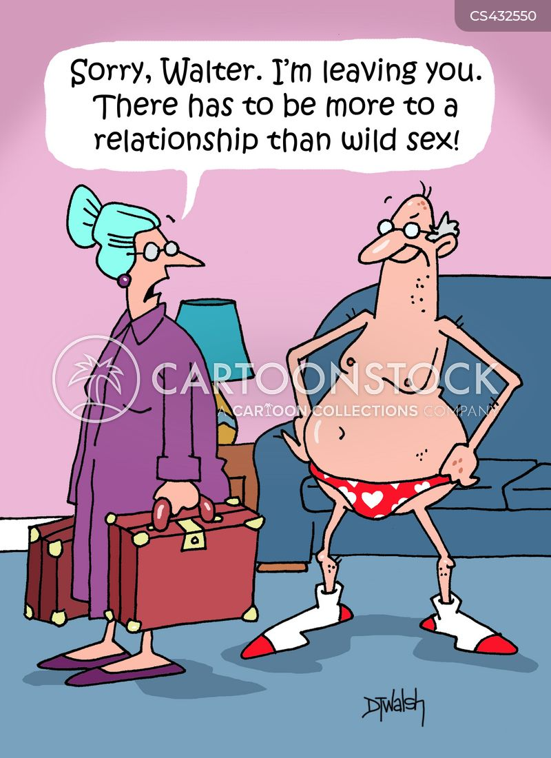 Wild Sex Cartoon