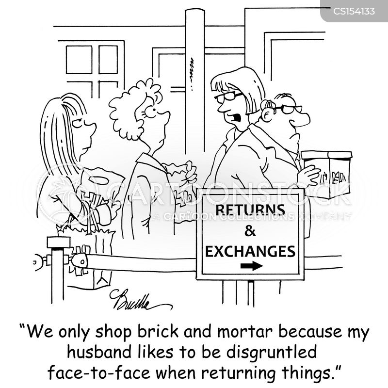 exchanged cartoon