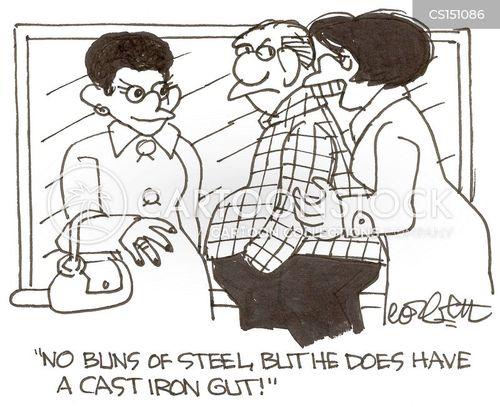 digestive cartoon