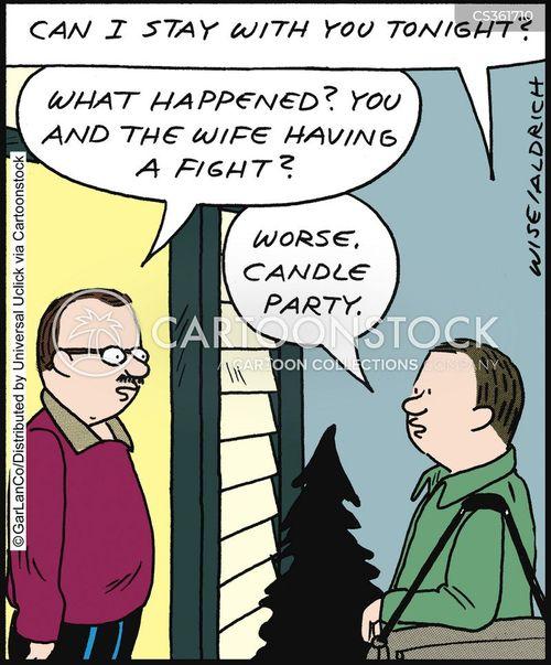 kick out cartoon
