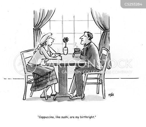table talk cartoon