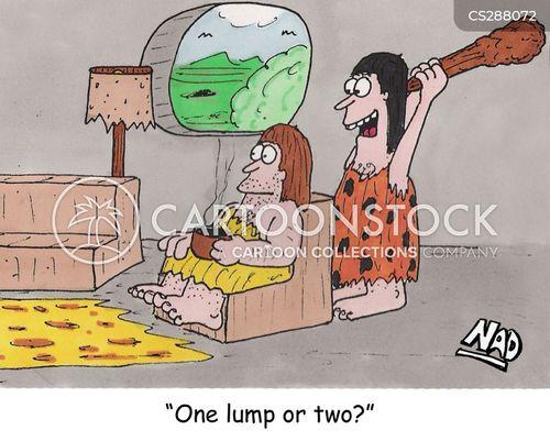 lump cartoon