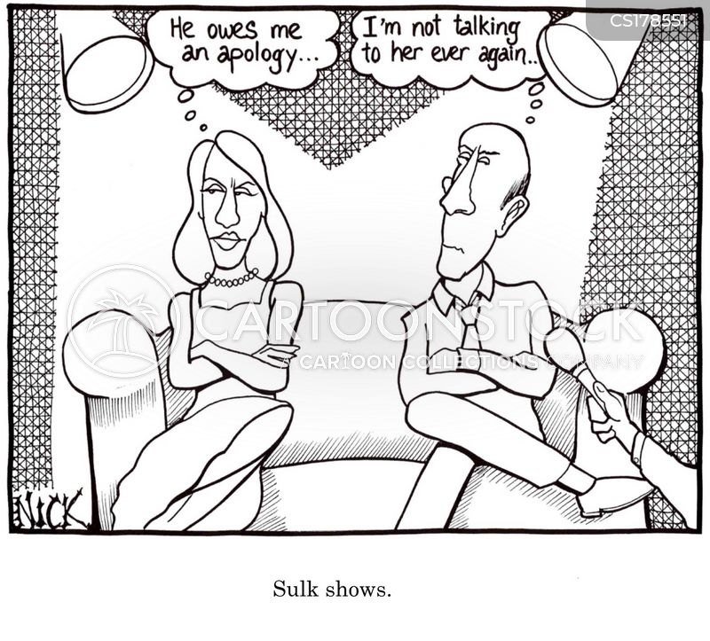 sulks cartoon