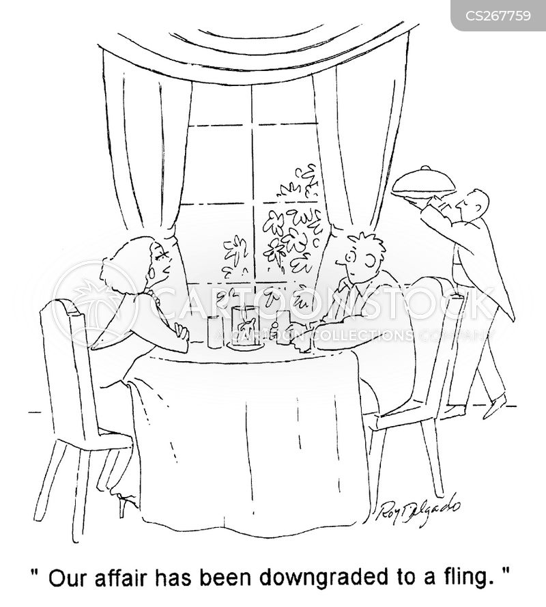 downgrading cartoon