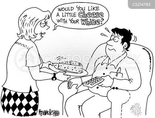 cheese board cartoon