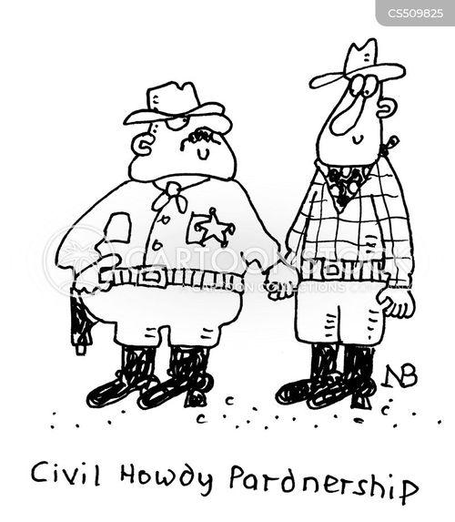 howdy pardner cartoon