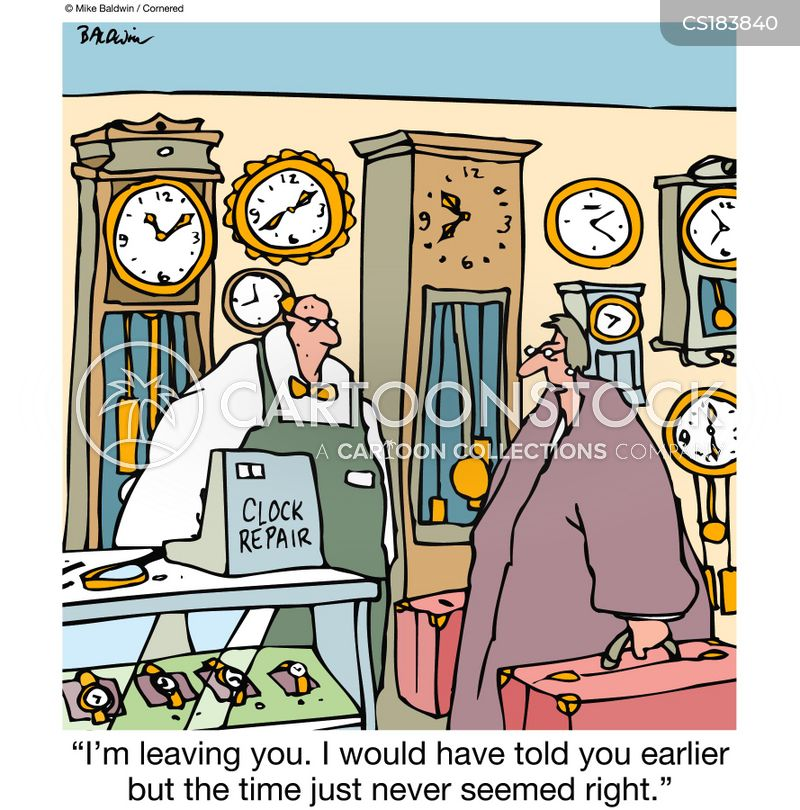 watchmakers cartoon