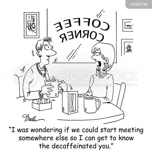 meeting place cartoon