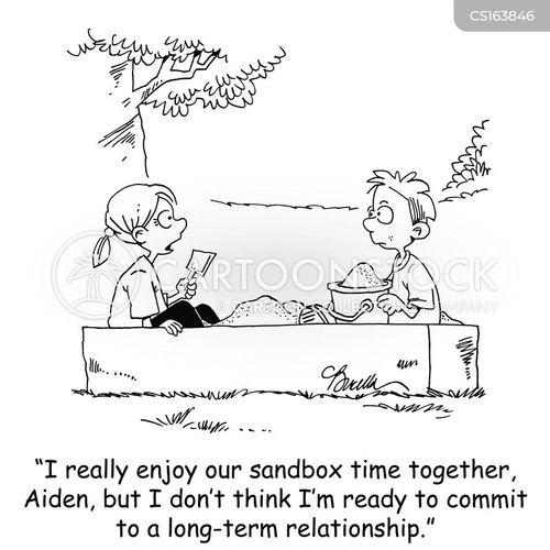 commits cartoon