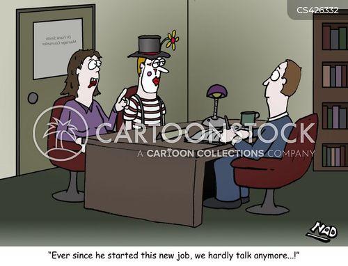 mimer cartoon