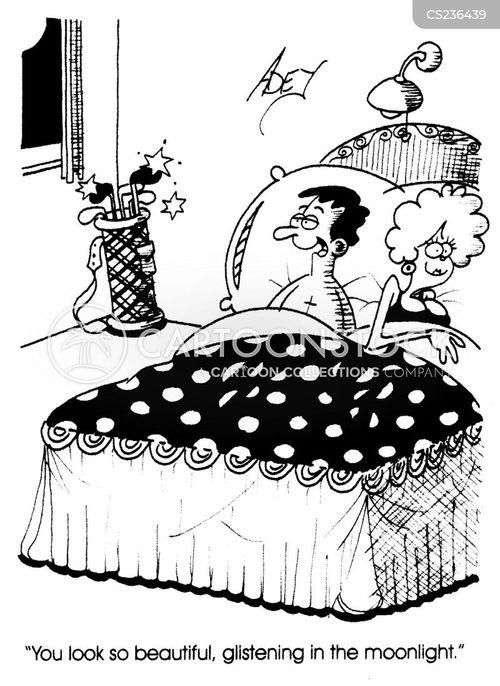 adoration cartoon