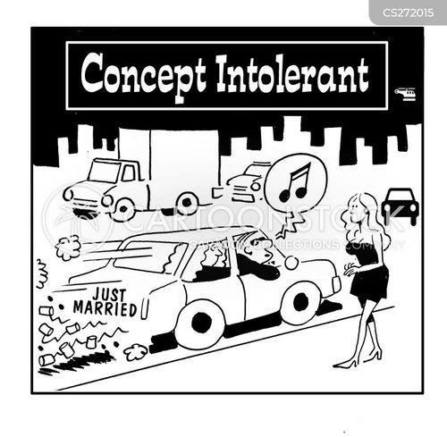 concept tolerant cartoon