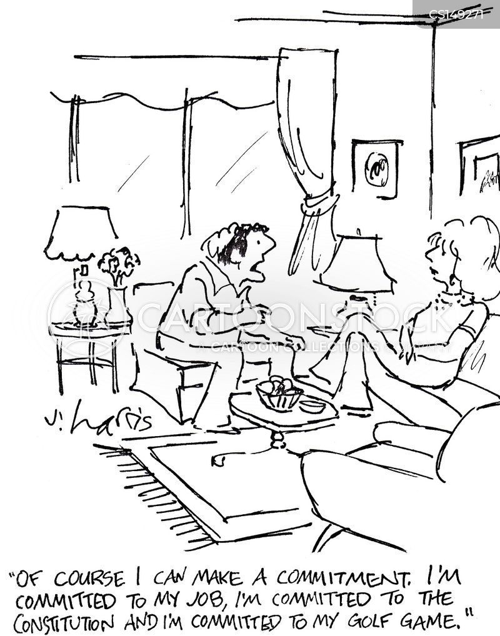 relationship phobias cartoon