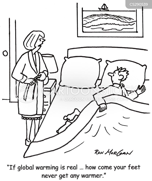 body temperature cartoon