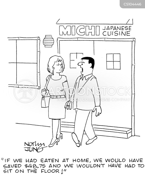 money saver cartoon