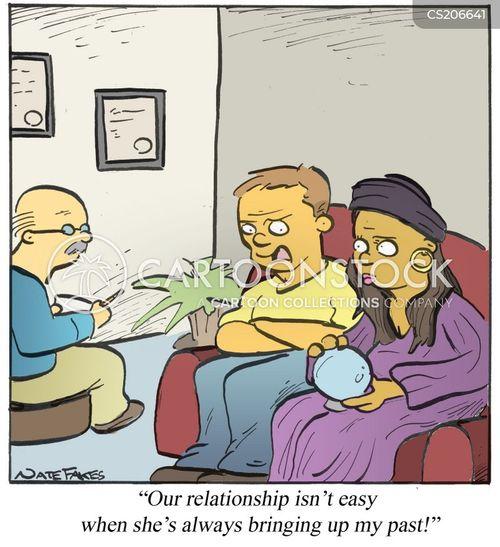 psychic power cartoon