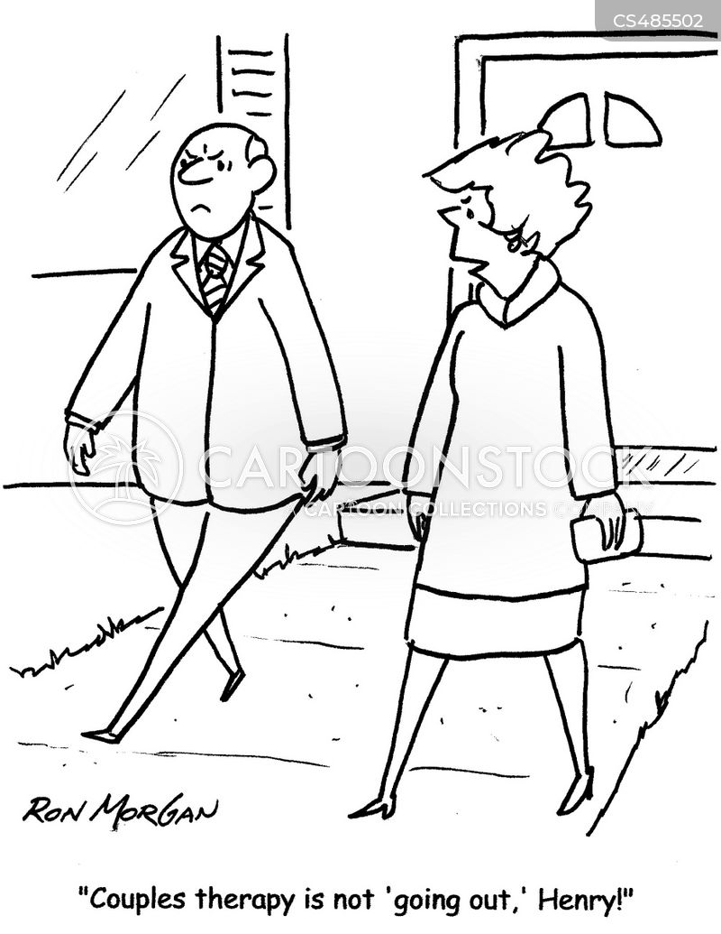 relationship therapy cartoon