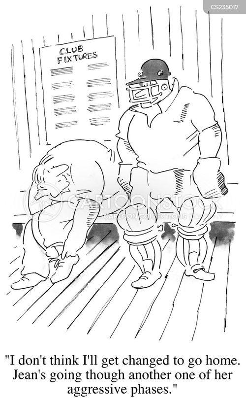padding cartoon