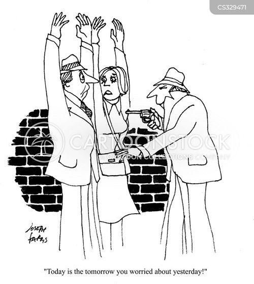 thieve cartoon