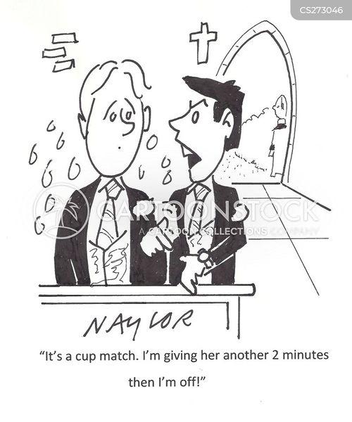 cup final cartoon