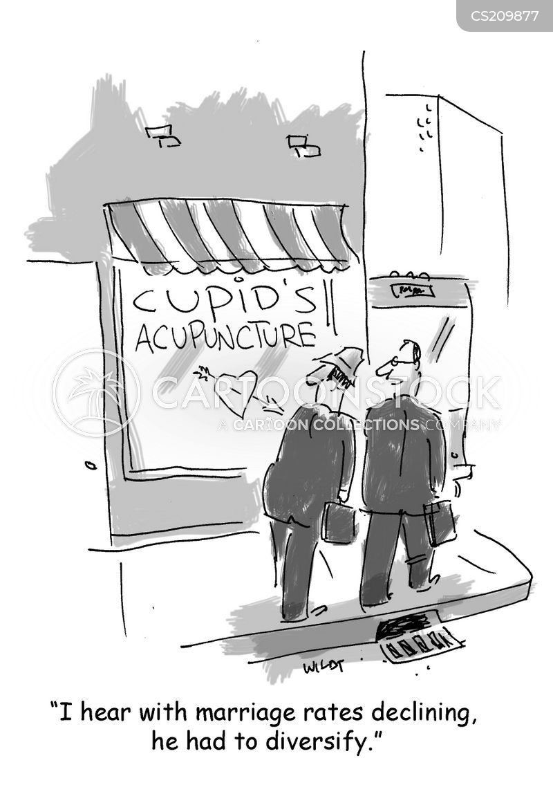 diversifies cartoon