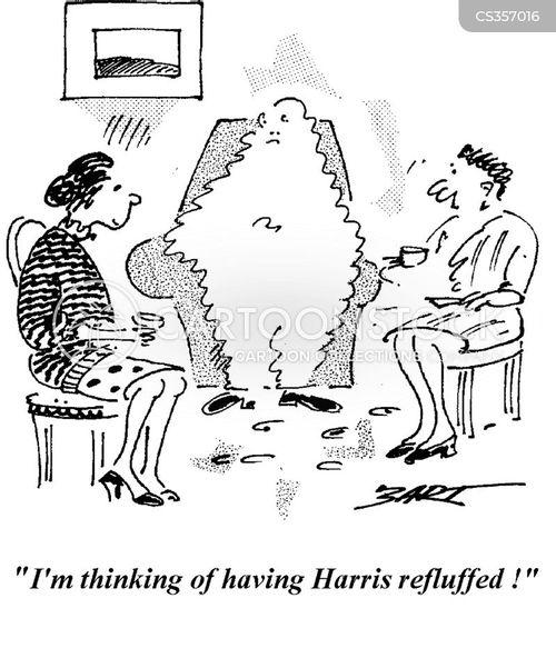 fluff cartoon