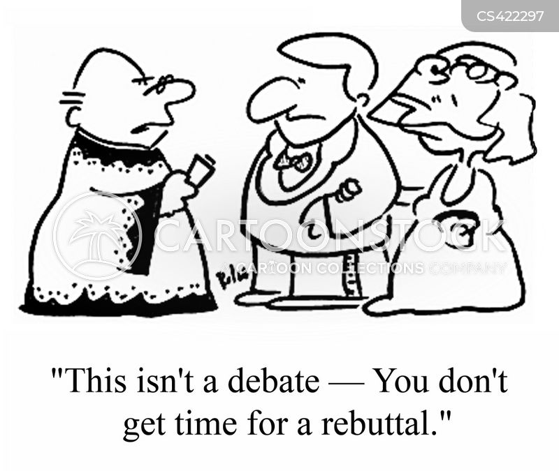 debate clubs cartoon