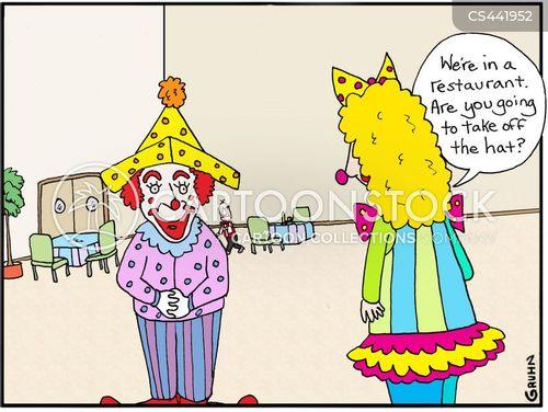 decorum cartoon