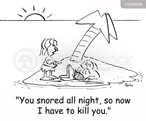 irritating habit cartoon