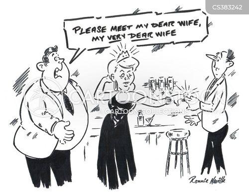 jeweller cartoon