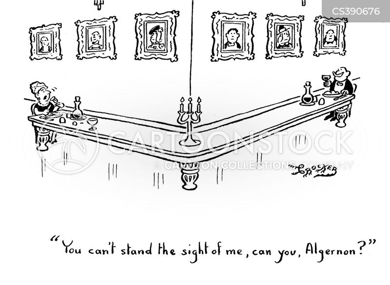 dining tables cartoon