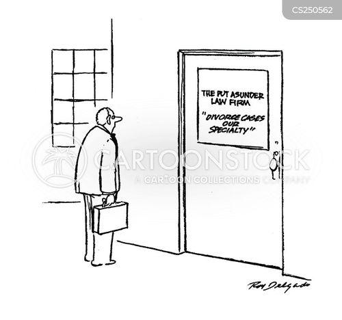 Divorce Cases: Divorce Cases Cartoons And Comics