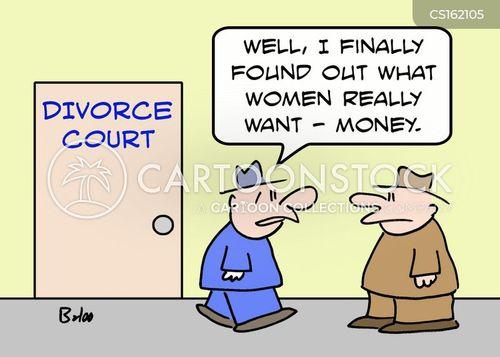 what women want cartoon