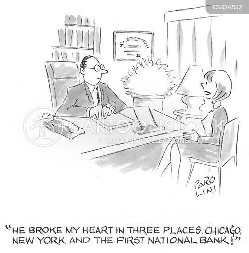 joint account cartoon