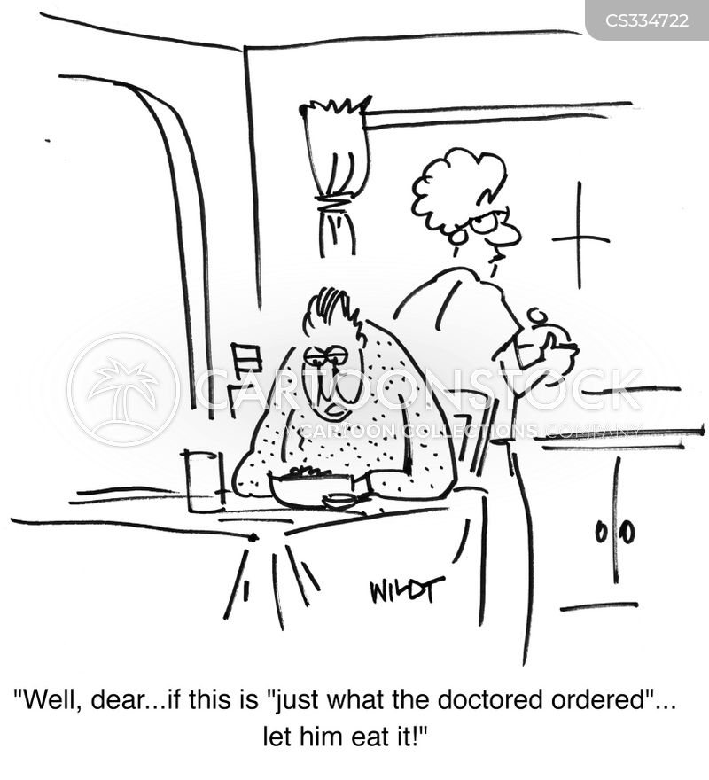 what the doctor ordered cartoon