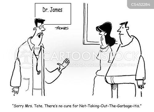 no cure cartoon