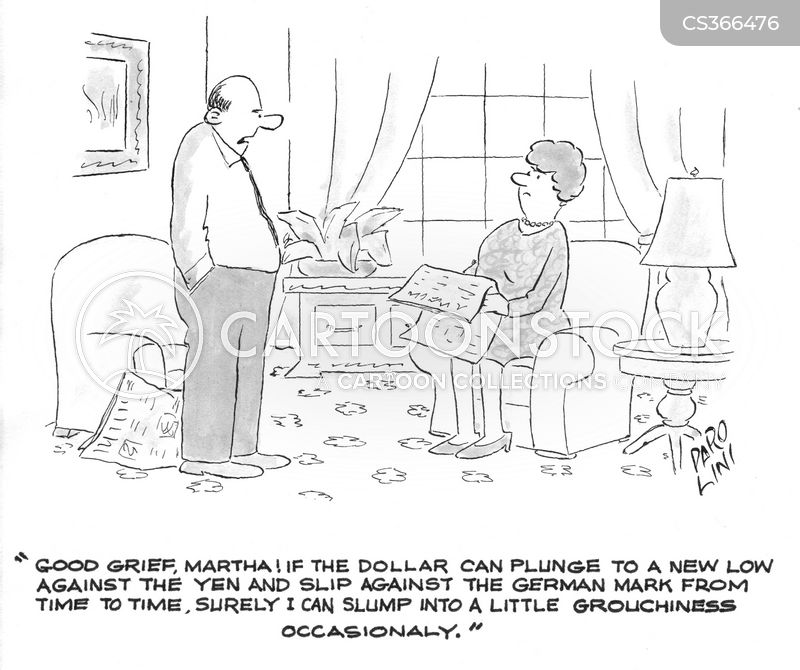 currency conversion cartoon