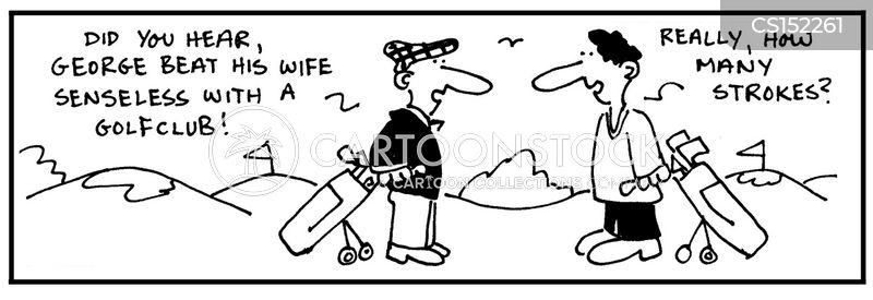 deadly weapons cartoon