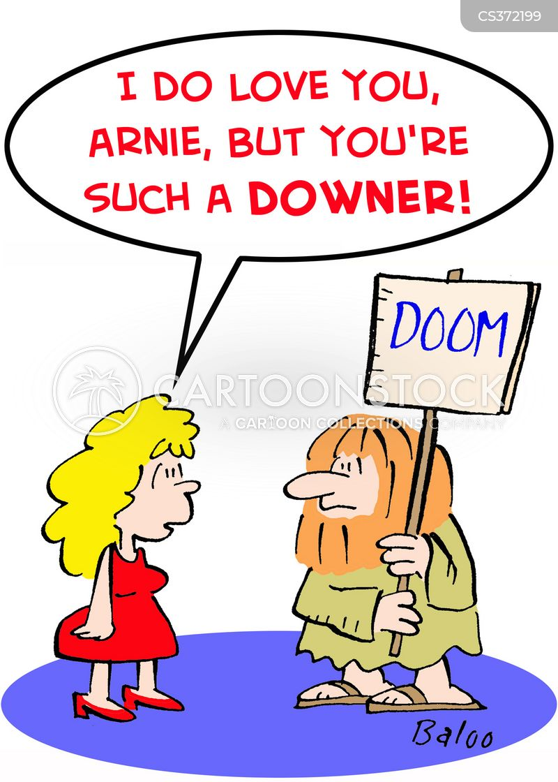 downers cartoon