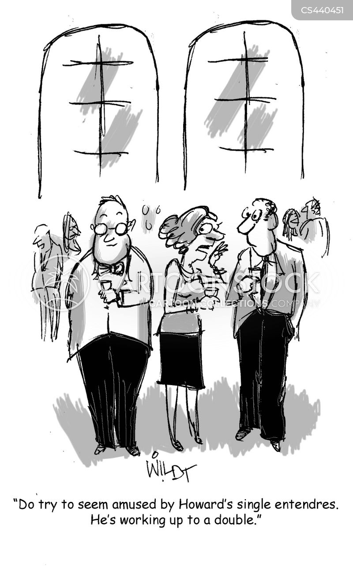 double entendres cartoon