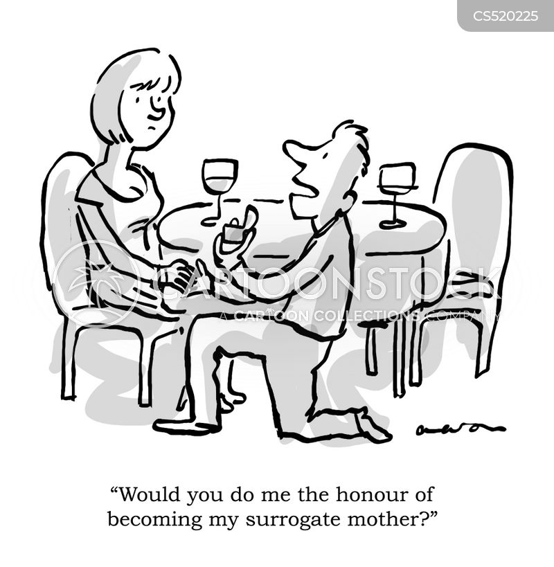 surrogate cartoon