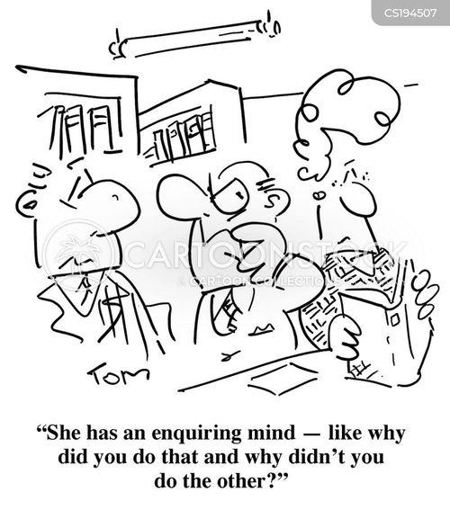 encyclopedia cartoon