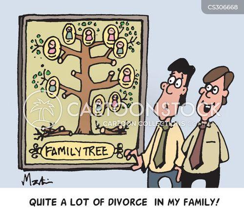 family historians cartoon