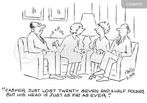 fat head cartoon