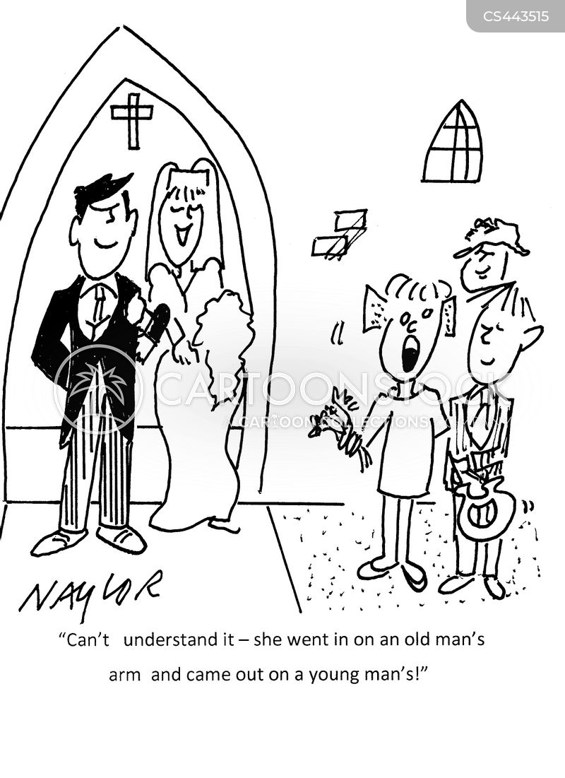 father of the bride cartoon