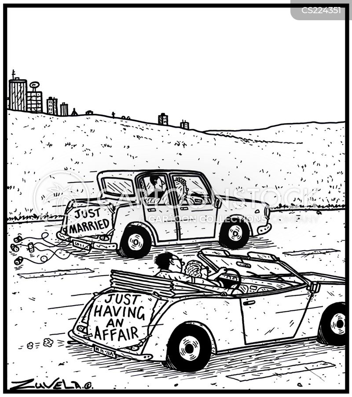 fling cartoon