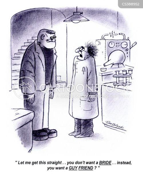 shocker cartoon