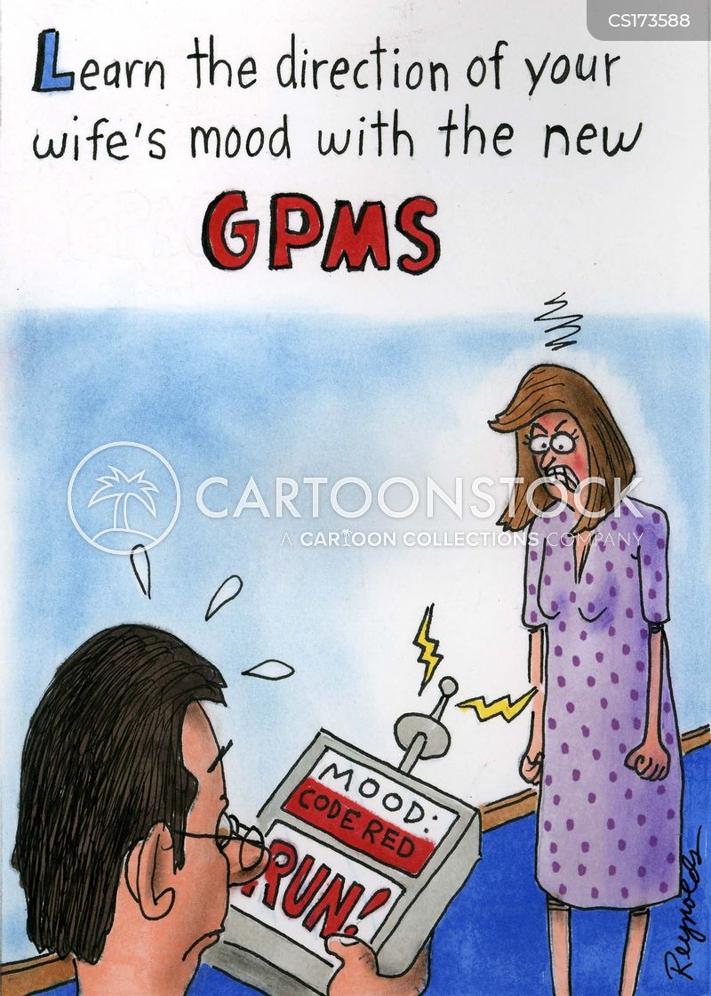 pms cartoon